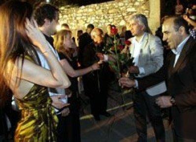 Anadolu Flarmoni Orkestrası Akhisar'da Muhteşem Konser Verdi