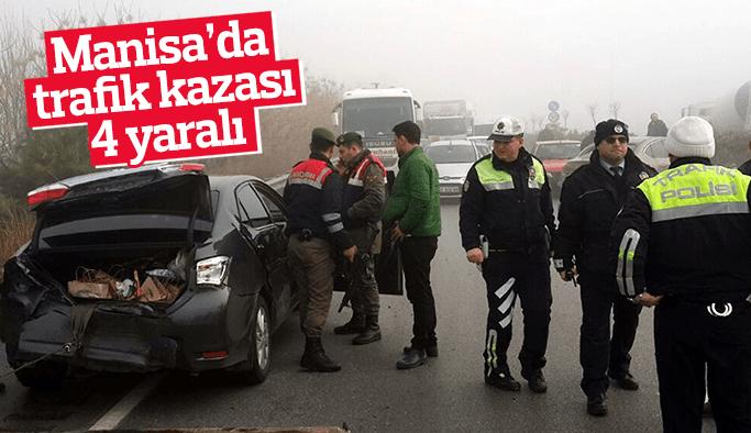Kaymakam ve belediye başkanı kazada yaralandı