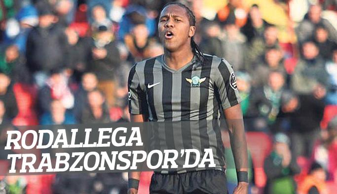 Hugo Rodallega Trabzonspor'da