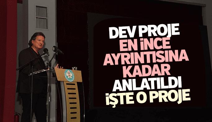 """Manisa'ya Değer Katacak Dev Proje """"Eski Garaj Yeni Proje"""""""