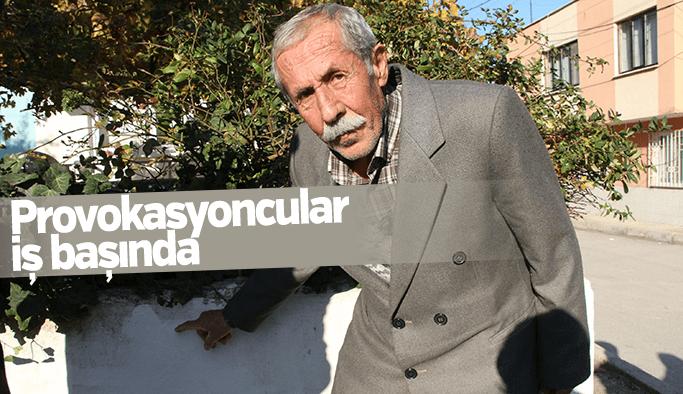 Manisa'da Alevi vatandaşın evinin işaretlenmesine tepki