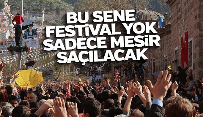 Mesir Festivali'nde bu yıl konser ve eğlence yok
