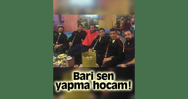 BARİ SEN YAPMA HOCAM!