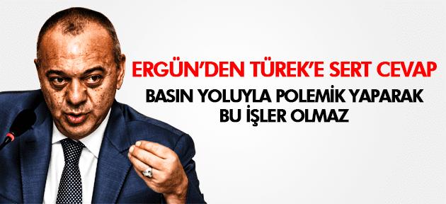 Başkan Ergün'den OSB'ye Cevap