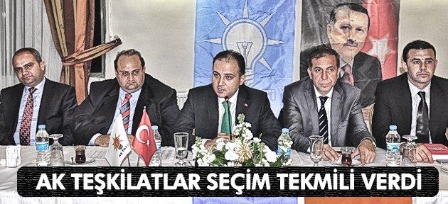 BAYBATUR, TEŞKİLATLARA SEÇİM STARTI VERDİ