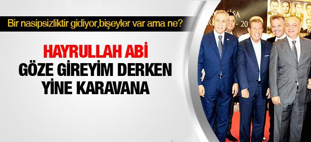 BÜLENT ARINÇ'TAN FOTOĞRAF ELEŞTİRİSİ