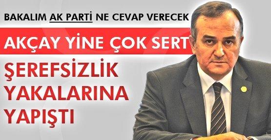 Erkan Akçay'dan Çok Sert Açıklama!