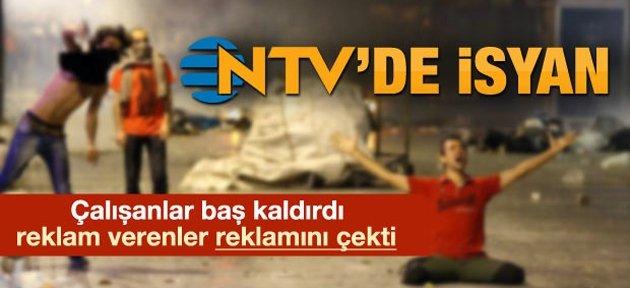 Firmalar NTV'den reklamları geri çekiyor