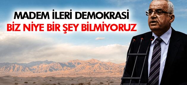 HASAN ÖREN'DEN SURİYELİ'LER İÇİN SORU ÖNERGESİ