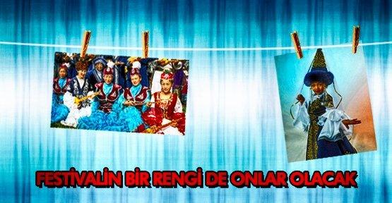 KAZAKİSTAN'A FESTİVAL DAVETİ
