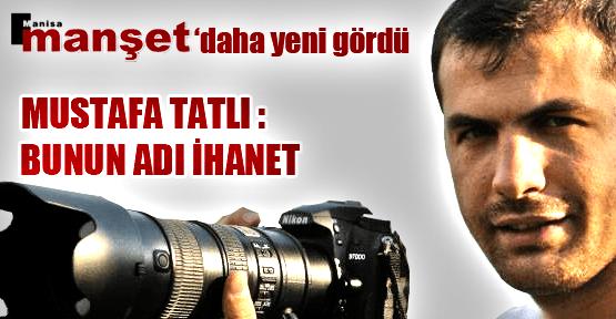 Manisa Manşet Gazetesi daha yeni gördü!