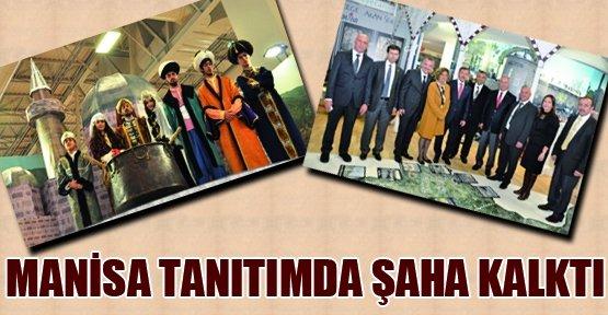 MANİSA'DAN TANITIM ATAĞI