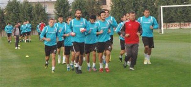 Manisaspor'da Göztepe Maçı Hazırlıkları Başladı