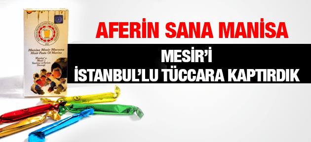 MESİR MACUNU'NU İSTANBUL'LU TÜCCAR KAPTI