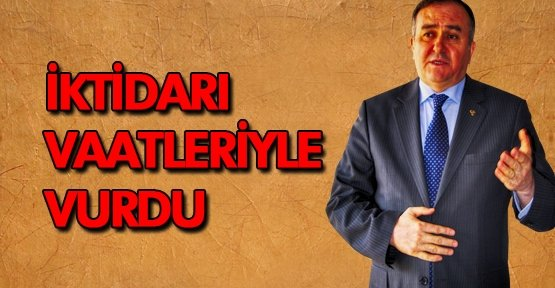 MHP'Lİ VEKİL İKTİDARA SERT YAPTI