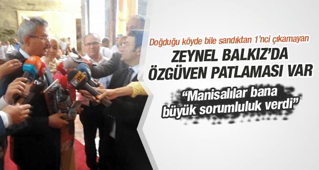 MHP'NİN PARALEL YAPI DESTEKLİ MİLLETVEKİLİ ZEYNEL BALKIZ