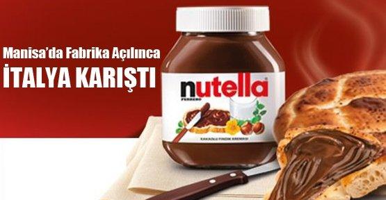 Nutella İtalya'yı Karıştırdı