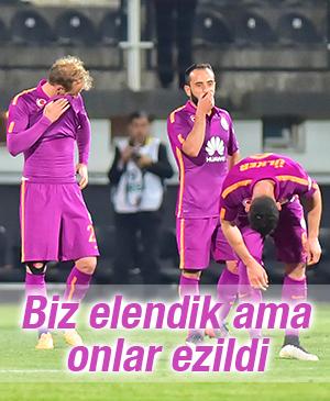 MANİSASPOR ELENDİ GALATASARAY EZİLDİ