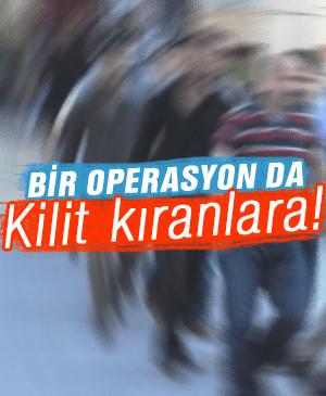 BİR OPERASYON DA ONLARA