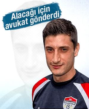 BENJAMİN'DE ALACAĞINI İSTİYOR!