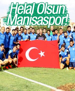 HELAL OLSUN MANİSASPOR!
