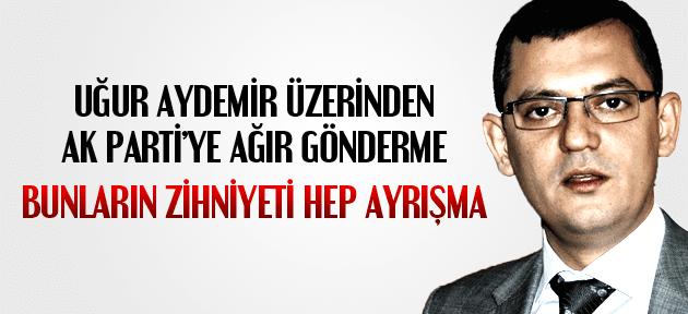ÖZGÜR ÖZEL'DEN AK PARTİ'YE AĞIR GÖNDERME