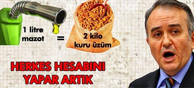 """""""SAĞ ELLE VERDİKLERİNİ SOL ELLE GERİ ALIYORLAR"""""""