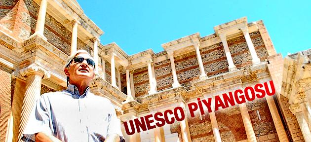 SALİHLİ'YE UNESCO PİYANGOSU