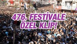 Mesir Festivali'ne Özel Klip
