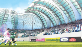 Akhisar Belediyesi'nden Stadı Bakanlığa Devir Teklifi Şaşırttı