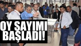 MANİSASPOR KONGRESİ'NDE SANDIKLAR KAPANDI, OY SAYIMI BAŞLADI!