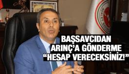 MANİSA CUMHURİYET BAŞSAVCISI'NDAN...
