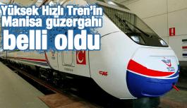 YÜKSEK HIZLI TRENİN GEÇİŞ GÜZERGAHI...