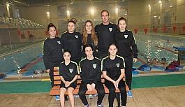 Büyükşehirli yüzücüler Yıldızlar Şampiyonasında
