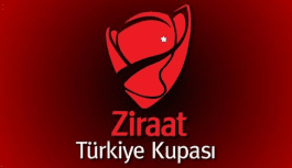 Ziraat Türkiye Kupası'nda sonuçlar