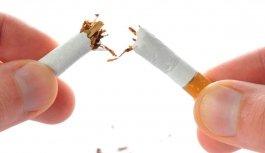 Manisa'da bir yılda 4 binden fazla kişi sigarayı bıraktı