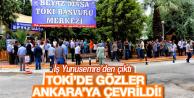BAŞVURULAR TOKİ'YE TESLİM EDİLDİ