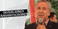 BÜLENT ARINÇ'TAN 400 VEKİL ÇIKIŞI!