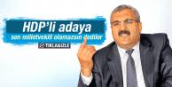 HDP'Lİ ABDURRAHMAN ARAS'A SİYASİ AMBARGO