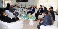 Konya Milletvekili Bal'dan Büyükşehir'e Ziyaret