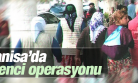 MANİSA'DA DİLENCİ OPERASYONU