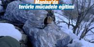 MANİSA'DA TERÖRLE MÜCADELE EĞİTİMİ