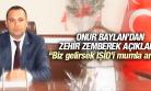 """MHP YUNUSEMRE İLÇE BAŞKANI ONUR BAYLAN """"BİZ GELİRSEK IŞİD'İ MUMLA ARARLAR"""""""