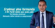 MHP'Lİ ERYILMAZ'DAN AK PARTİLİ VEKİLLERE BOMBARDIMAN