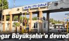 SALİHLİ OTOGAR'I BÜYÜKŞEHİR'E DEVREDİLDİ