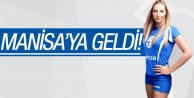 SALİHLİ'YE SIRPLI VOLEYBOLCU