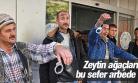 SOMA'DA 'ZEYTİN' ARBEDESİ