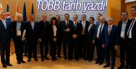TOBB AVRUPA'DA TARİH YAZDI!