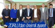 VESTEL'İN PATRONUNDAN ÖNEMLİ ZİYARET!