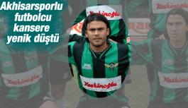 Akhisarspor'lu Futbolcu Hayatını Kaybetti